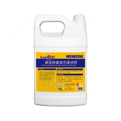 蓝飞 高效地面油污清洗剂,1加仑,4桶/箱;Q041-1