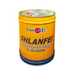 蓝飞 金属零部件油脂清洗剂,20L;Q058-20