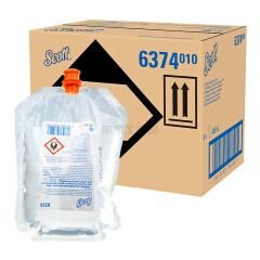 金佰利 适高Scott 商用马桶坐垫清洁剂400ml袋装 6袋/箱;06374