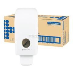 金佰利 商用洗手液分配器手压 配合91552/91565洗手液使用 1个/箱;69480