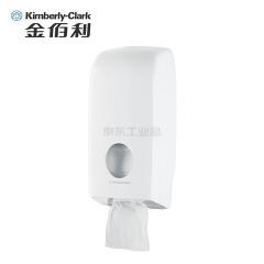 金佰利 Aquarius*系列单口抽取式卫生纸纸架,1个/箱;69460