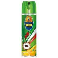 立白 超威 杀蟑气雾剂黄柠檬香,12瓶/箱;6920174760262