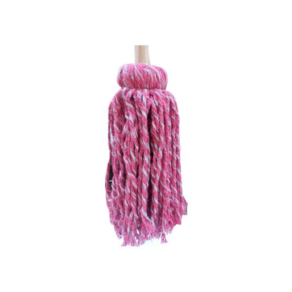 奇正 全棉拖把 棉线混色长度约25cm;HT-002