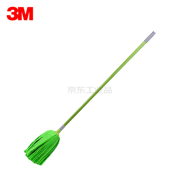 3M 思高 RB1 合宜系列耐用型清洁拖把,绿色;RB1