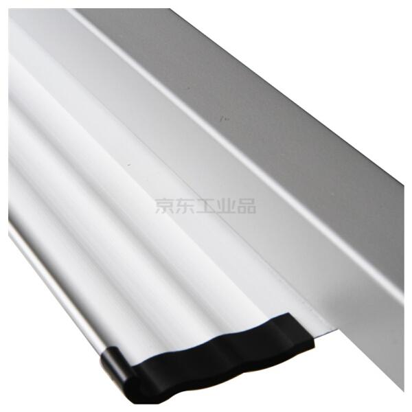 得力(deli) 7882H型双面白板900X1200(银灰);7882