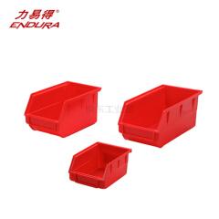 力易得 背挂式零件盒110×105×52mm;E8281