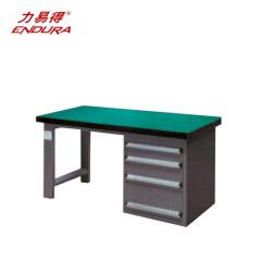 力易得 重型双滑道配柜工作台1500×750×800mm;E8201