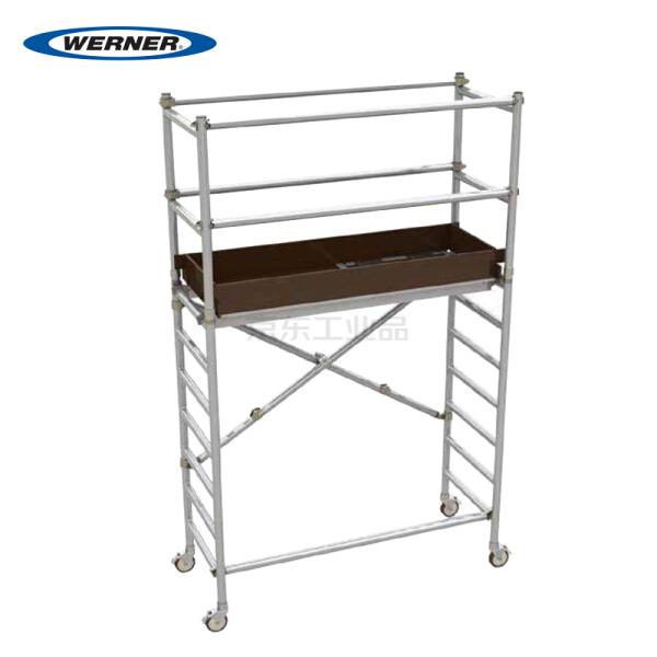 稳耐(WERNER) 3米单宽式铝合金快搭脚手架;5301-30