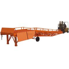 汉利 新YQ-12,移动式登车桥,额定载荷(t):12;YQ-12