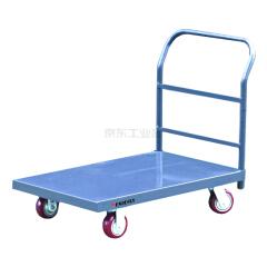 泰得力 钢制平板小推车,额定载重:900Kg,平台尺寸:610*915mm;XF2436