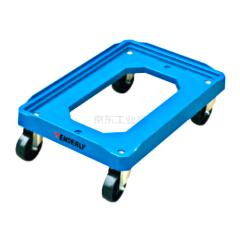 泰得力 塑料周转箱万向移动车,额定载重:150Kg;PD150