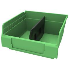 鼎王/TRIPOD KING 精益物料盒300*300*150mm;TK3315绿
