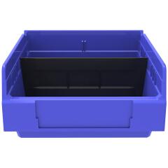 鼎王/TRIPOD KING 精益物料盒300*300*150mm;TK3315蓝