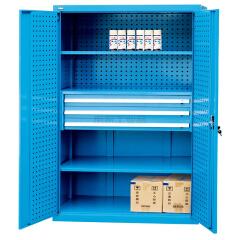 锐德(REDER) 置物柜 1000*600*1800mm(不含零件盒、挂钩等附件,可另配);CP106018D30