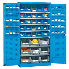 锐德(REDER) 置物柜 1000*400*1800mm(不含零件盒、挂钩等附件,可另配);CP104018S7