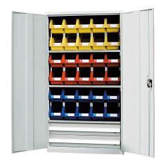 锐德(REDER) 置物柜 1000*600*1800mm(不含零件盒、挂钩等附件,可另配);C106018D2B