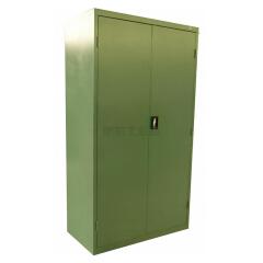 信高(Xingo) 绿色层板式置物柜(三块层板);ZW-10