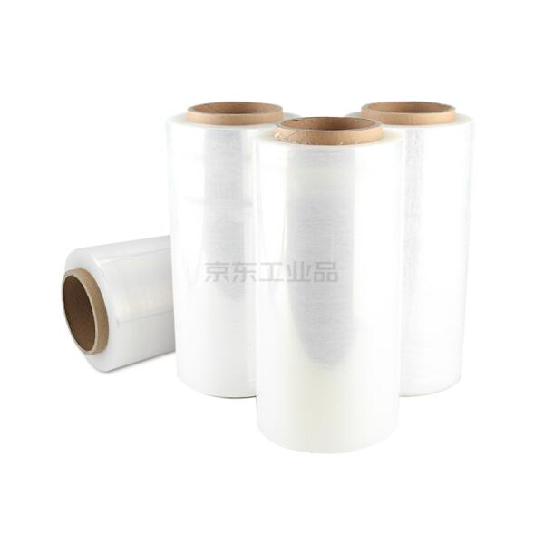 惠象 手用缠绕膜,宽500mm,厚0.02mm,净重4kg/卷,4卷/箱;500440-X