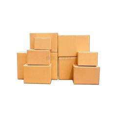 惠象 五层特硬1号纸箱(530*290*370mm),10个/捆;HYZX05001