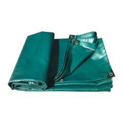 友友 篷布雨布 PVC242墨绿加厚防水布 涂塑布 尺寸1.5米*2米;YY-PVC142-15002000