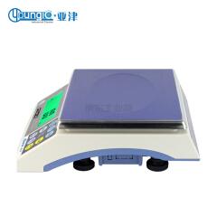 亚津 电子计重桌秤,量程:3kg;YTC(W)-3