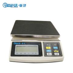 亚津 电子计重桌秤,量程:3kg;YTD(W)-3